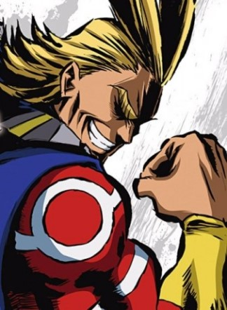 All Might Quotes 6