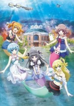 Cover anime Colorful Pastrale: From Bermuda△