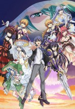 Cover anime Date A Live III
