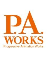 Logo studio atau produser P.A.Works