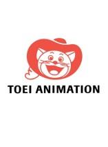 Logo studio atau produser Toei Animation