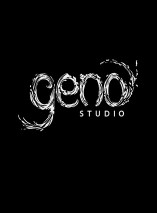 Logo studio atau produser Geno Studio