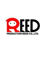 Logo studio atau produser Production Reed