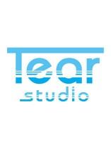Logo studio atau produser Tear Studio