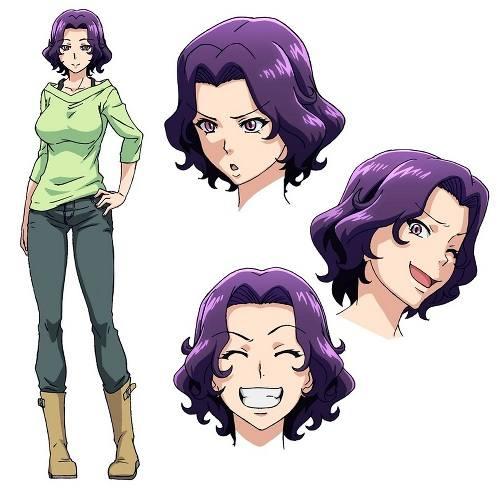 Toa Yukinari sebagai Azusa Hamaoka