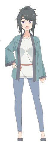 Shizuka Itou sebagai Nishiki Yao