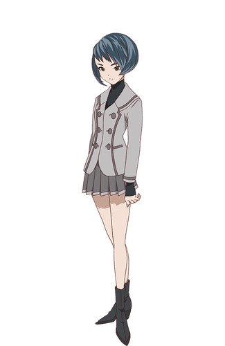 Marina Inoue sebagai Chloé Morisu