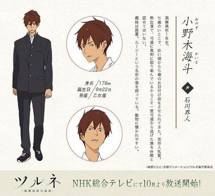 Kaito Ishikawa sebagai Kaito Onogi