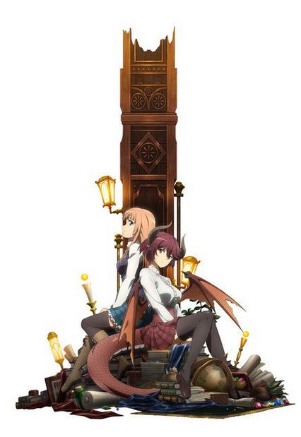 Visual baru Shingeki no Bahamut: Manaria Friends