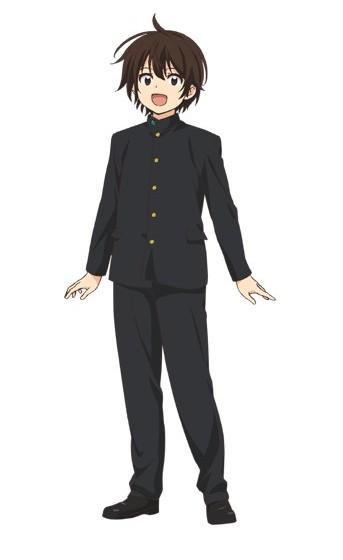 Kazutomi Yamamoto sebagai Takashi Takahashi
