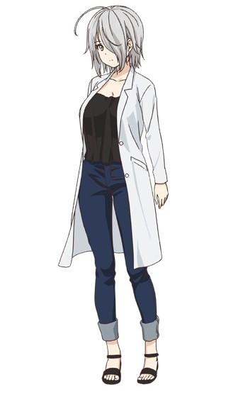 Nozomi Yamamoto sebagai Chizuru Tachibana