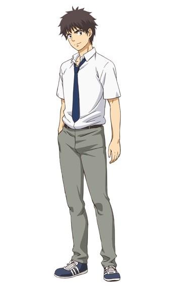 Ryouta Suzuki sebagai Ichirou Satou