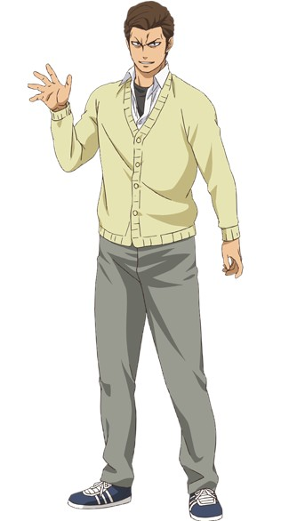 Toshiki Masuda sebagai Rin Suzuki