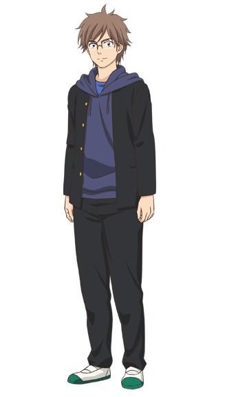 Yuusuke Kobayashi sebagai Kou Tanaka