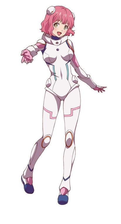 Inori Minase sebagai Aries Spring
