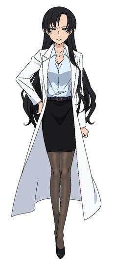 Rina Satou sebagai Yuu Kirino